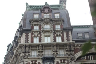 The Dorilton, completed in 1902