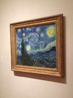 Starry Night, Van Gogh - beautiful!