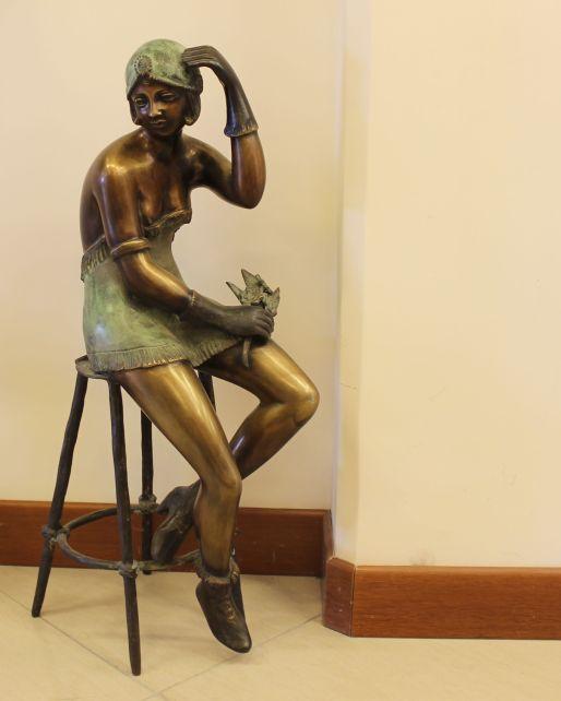 Napoli Statue