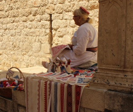 Dubrovnik Embroidery