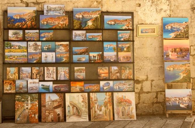 Dubrovnik Paintings