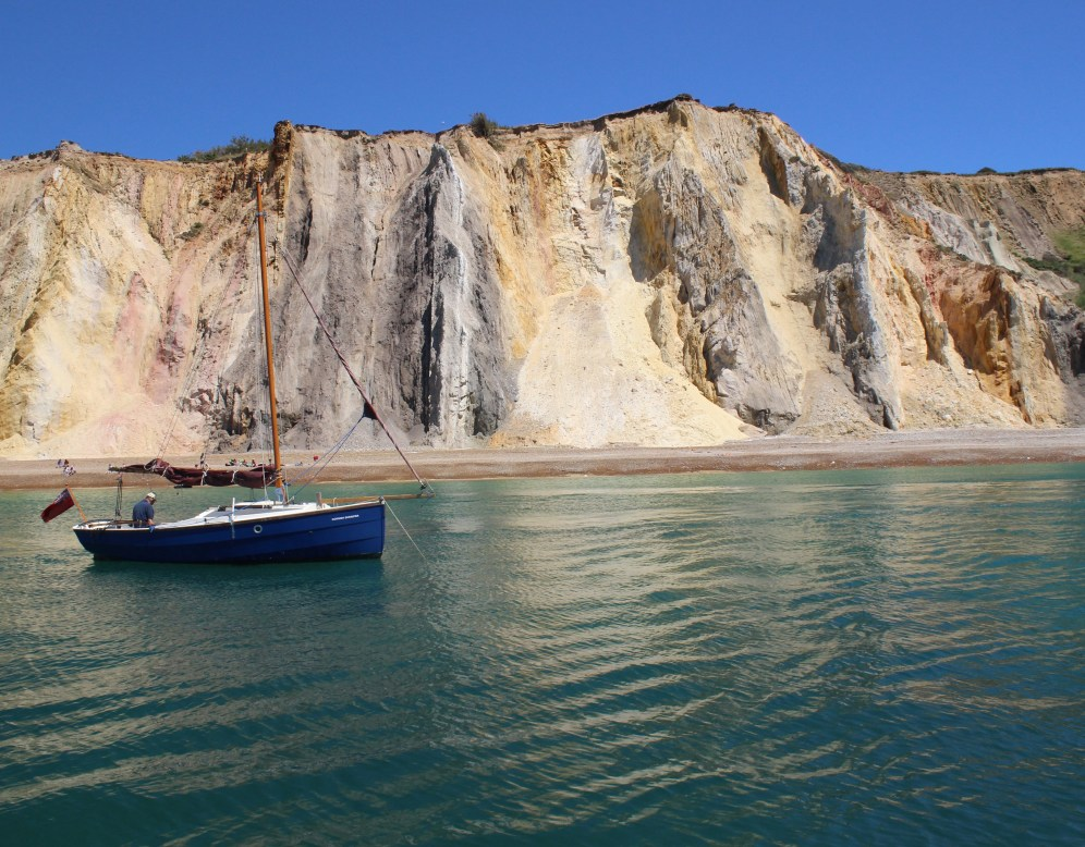 Isle of Wight Fishing Boat