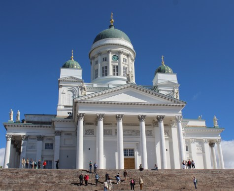 2016 Finland Helsinki Cathedral2a