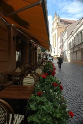 2016 Lithuania, Vilnius Pilies Street