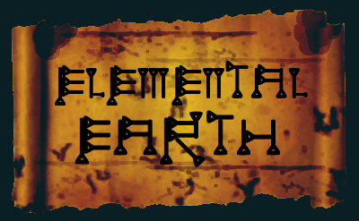 Elemental Scroll - Earth