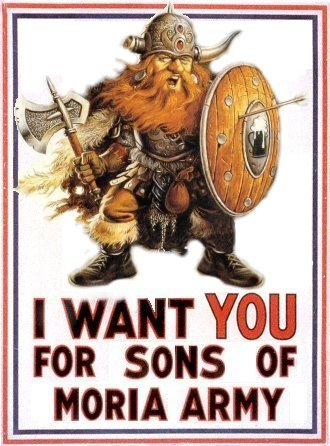 Sons of Moria Army