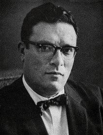 Dr. Isaac Asimov at the age of 36