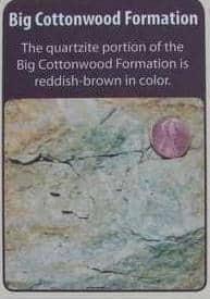 Big Cottonwood Formation