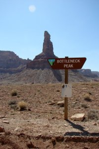 Bottleneck Peak