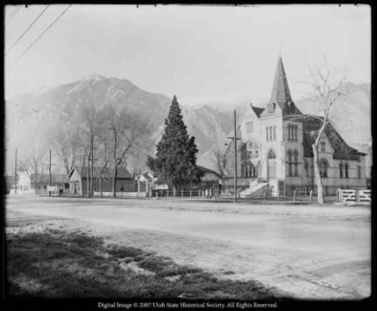 second-ward-building-Springville