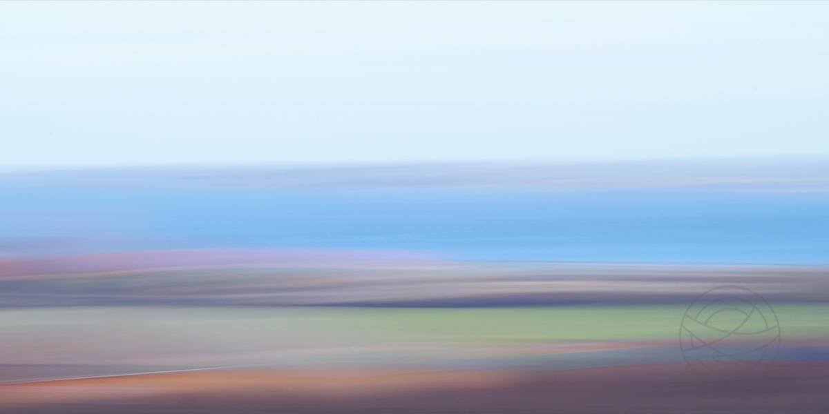 Birth Of Spring III - Abstract realistic fine art landscape photography by Jacob Berghoef
