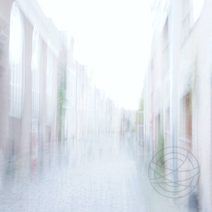 Wander Through Streets Of Light - Impressionistic cityscape by Jacob Berghoef
