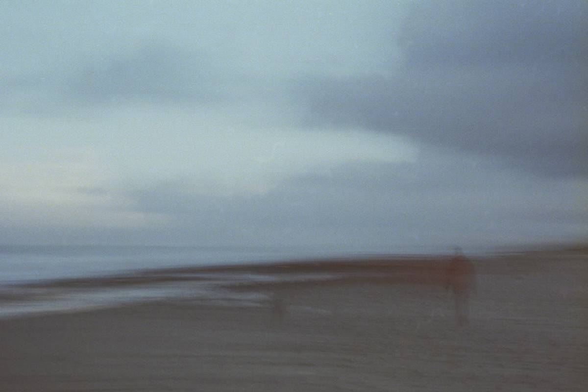 Wandering Soul - Abstract realistic and impressionistic fine art seascape photography