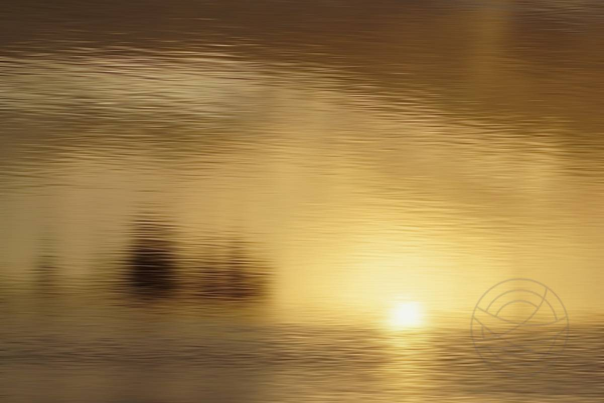 A New Morning - Abstract realistic fine art landscape photography by Jacob Berghoef