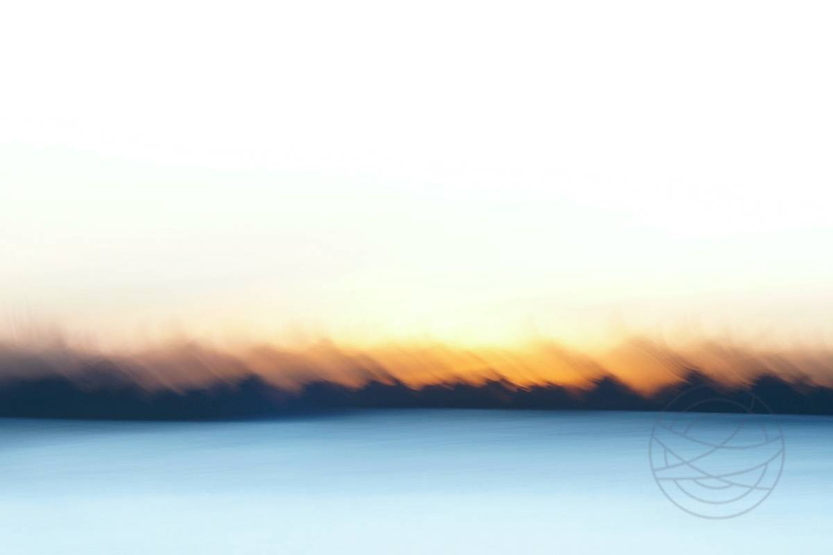 Poem For The Night - Abstract realistic fine art landscape photography by Jacob Berghoef