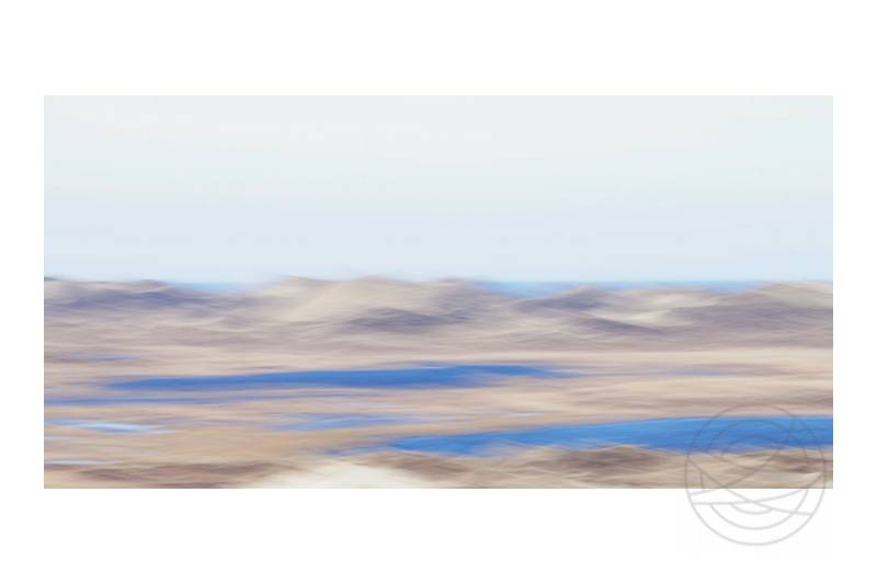 The Garden Of Thor - A nature reserve behind the dunes of the North Sea - Impressionistic fine art landscape photography by Jacob Berghoef