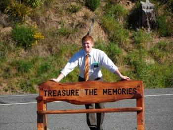 Treasure The Memories