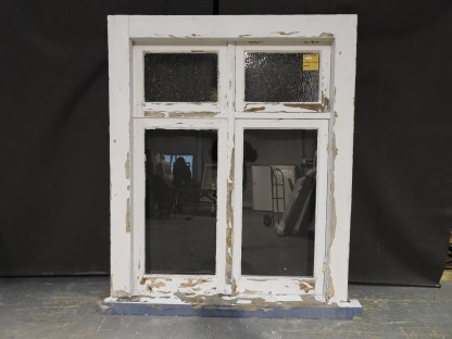 Bungalow Wooden Casement Window