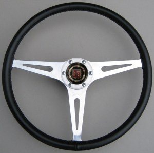 Ford Cortina Mk1 GT Steering wheel
