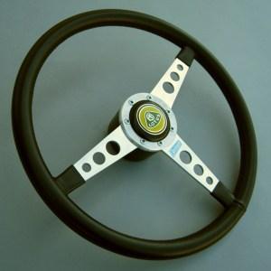 Lotus Europa Steering wheel - flat competition