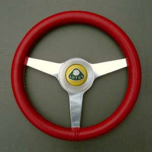 Lotus 22 Lotus 25 Lotus 33 Lotus 49 Steering wheels as per Jim Clarke F1 cars