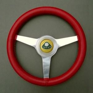 Lotus 22 Lotus 25 Lotus 33 Lotus 49 Steering wheels as per Jim Clarke F1 cars