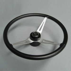 Lotus Cortina Mk1 & Mk1 SE Steering wheel & centre badge