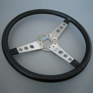 Lotus Elan Sprint Leather Steering wheel