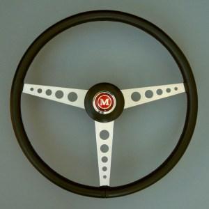 Mk1 Mini Cooper S Works Race & Rally Steering wheel
