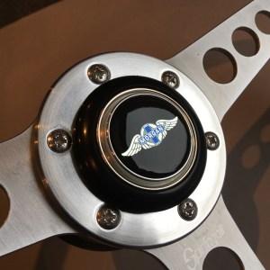 Morgan Steering Wheel