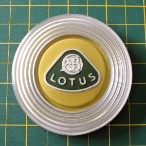 Lotus Steering Wheel Badge