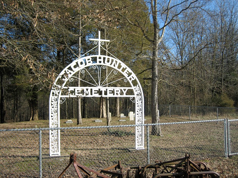 Jacob Hunter Cemetery