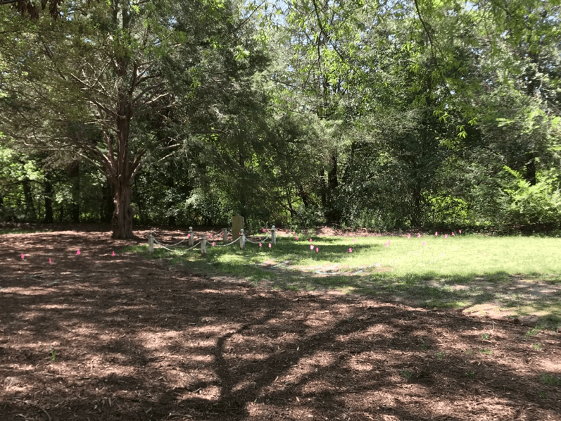 Theophilus Hunter Cemetery