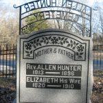 Allen Hunter Cemetery