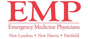 EMP New London Logo RED