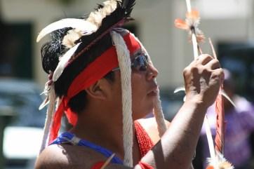 caifesta XI - suriname indigenous people at fort zeelandia (11)