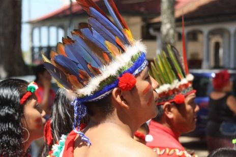 caifesta XI - suriname indigenous people at fort zeelandia (20)