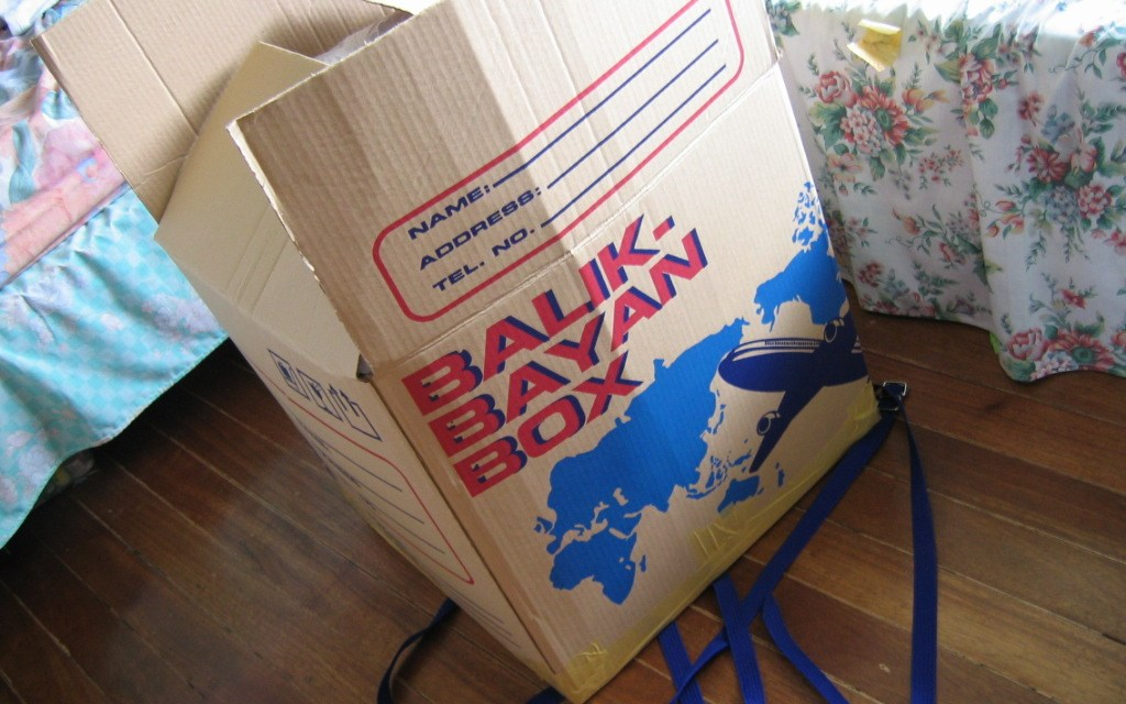 Balikbayan Box