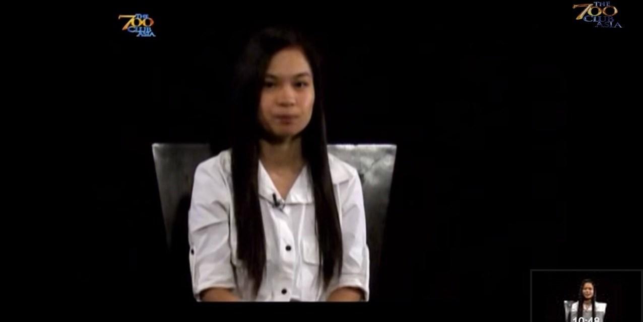 "Video of the Day: Paula ""Amalayer"" Salvosa Testimony"