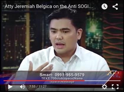 Implications of the Anti-SOGI Bill