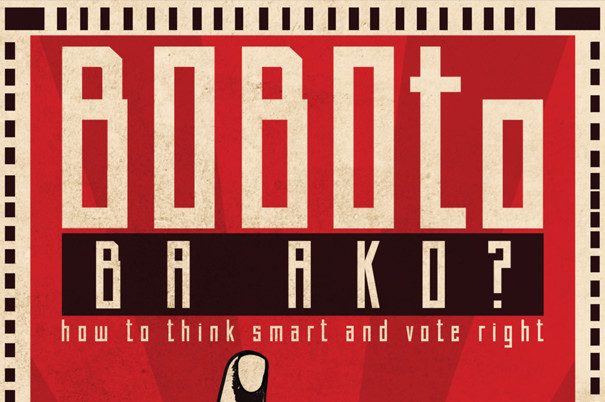 BOOK FEATURE: BOBOto Ba Ako? How to Think Smart and Vote Right