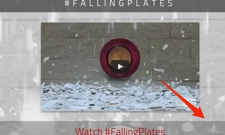 VIDEO: #fallingplates