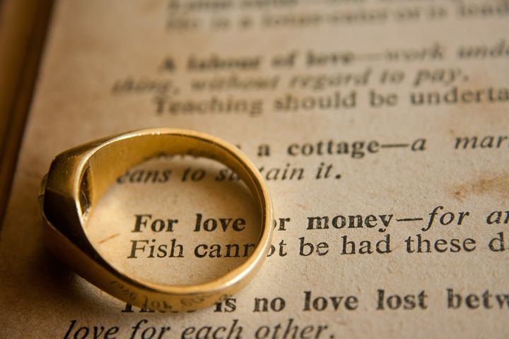 In Marriage, Its Not ALL About the Money