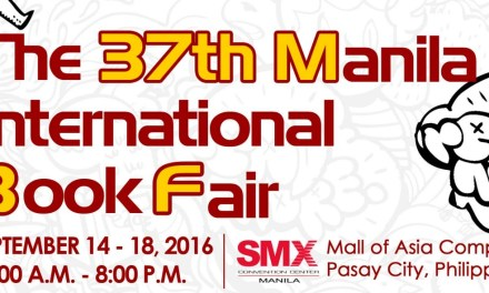 A Few Good Reasons to Visit the 37th Manila International Book Fair