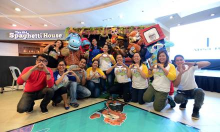 """Oyayi,"" Ang Bago N'yong mga Kabarkada sa ABS-CBN"