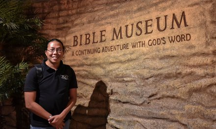 The Philippine Bible Society's Bible Museum Tour