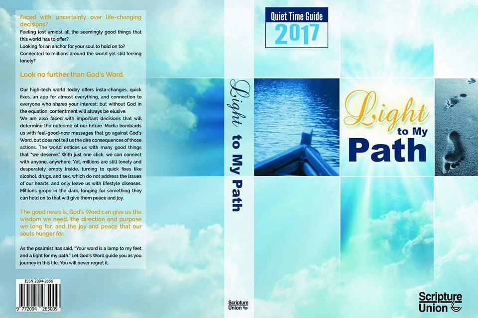 Review: Light to My Path 2017 Daily Devotional Guide