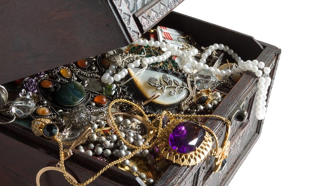 Rediscover the Treasure