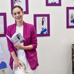 Actress Bettinna Carlos Launches New Book