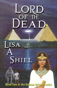 Book Cover: Lord of the Dead (Human Origins, Book 2)